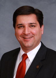 Congressman David Rouzer, Republican of Johnston County.