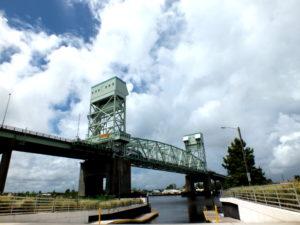 The Cape Fear Memorial Bridge. Port City Daily file photo.
