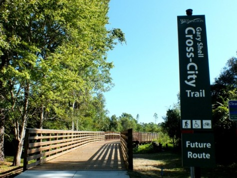Wilmington's Cross-City Trail is a plus for Outdoor Magazine editors, who named the city among its nominees for Best Towns of 2016, a list that aims to find the top place for active lifestyles. File photo