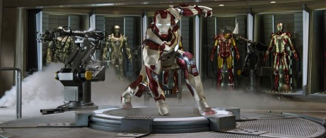 Iron Man 3': You won't see much of Wilmington, but Hollywood