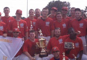 Wilmington Post 10 is filled with big time talent as the team looks to defend its state championship from a year ago.