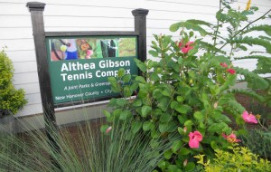 This weekend's UNCW Invitational at the Althea Gibson Tennis Complex is free and open to the public.