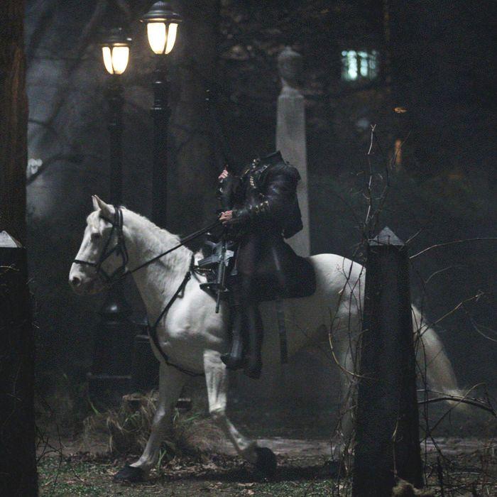 Headless Horseman Sleepy Hollow: 'Sleepy Hollow' Cemetery Shoot Rescheduled, Will Close