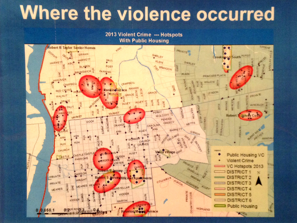 Good news, bad news: What's going on behind Wilmington's crime ... on