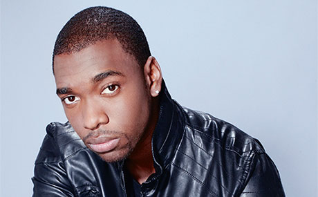 'SNL' actor and comedian Jay Pharoah performs at UNCW Saturday. Photo courtesy UNCW.