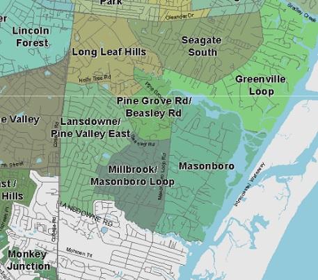 Comprehensive Planners Head To Masonboro For Neighborhood