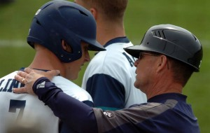 UNCW Coach Mark Scalf will hold his summer camp series beginning in June. Photo courtesy- UNCW athletics