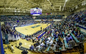 The UNCW athletic department parted ways with Buzz Peterson on Tuesday. Photos by: UNCW athletics