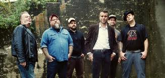 Country-punk legends Lucero take the stage at Ziggy's By The Sea Friday. Photo courtesy Ziggy's By The Sea.