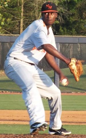 Tyree Johnson has a stellar senior season for New Hanover. Photo by- Joe Catenacci