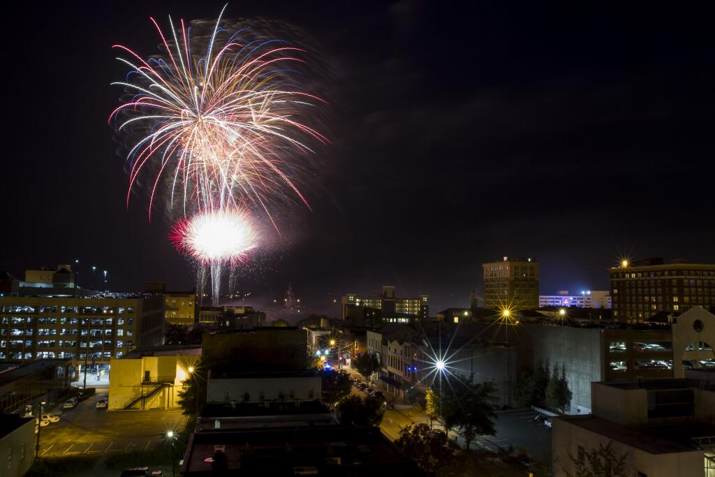Where to watch Fourth of July fireworks in Wilmington