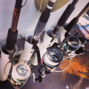 A fishing license is required to fish in North Carolina public waters. Photo by Christina Haley.