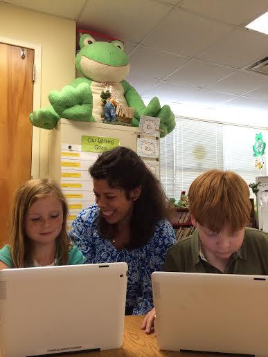 Innovative Use Of Classroom ~ School news teacher recognized by skype board