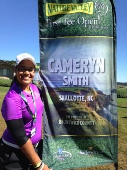 Cameryn Smith. Photo courtesy Cameryn Smith.