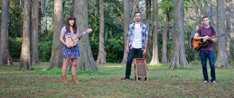 Before playing Saturday's showcase, Americana trio Stray Local will stop by Flytrap Brewing for a free show Friday. Courtesy photo.