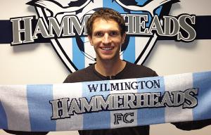 Justin Moose. Photo courtesy- Wilmington Hammerheads FC