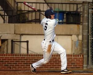 Casey Golden. Photo courtesy UNCW Athletics