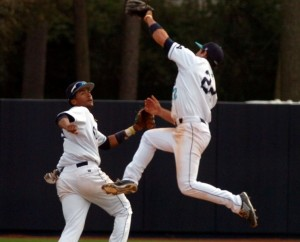 UNCW opens a three-game series at Hofrsta on Friday. Photo courtesy- UNCW sports
