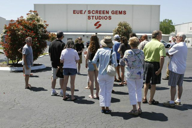 EUE/Screen Gems Studios will conclude seasonal tours this weekend. Photo courtesy EUE/Screen Gems.