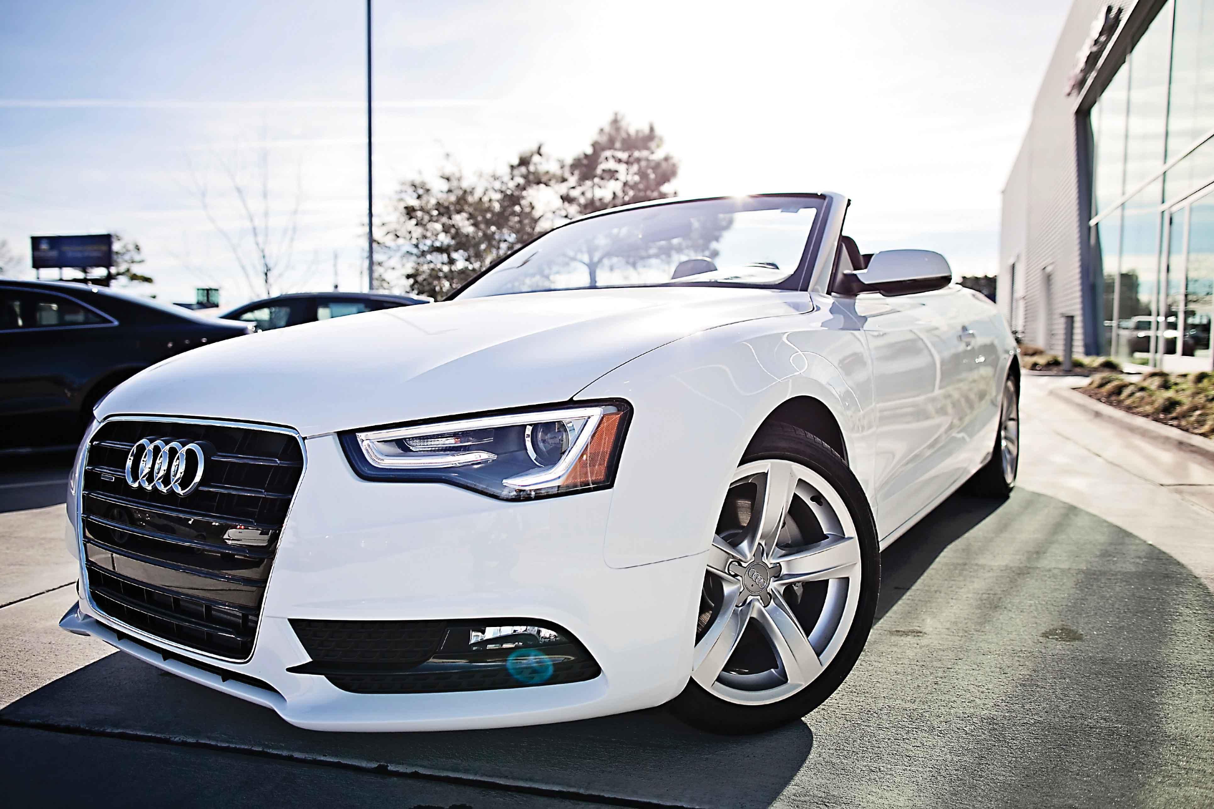 Wilmington Symphony to raffle off 2016 Audi convertible