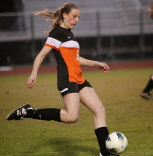 New Hanover earned a non-conference result on Friday. Photo courtesy- Rodney Williams