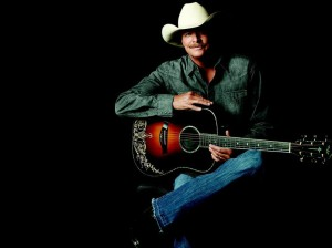 Alan Jackson celebrates 25 years of 'Keepin' it Country' with a performance tonight in downtown Wilmington. Photo courtesy N.C. Azalea Festival