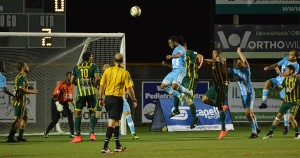 Wilmington returns to action in Charleston on May 30. Photo courtesy- Wilmington Hammerheads FC