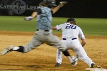 The Wilmington Sharks look to bounce back on Monday. Photo courtesy- Wilmington Sharks