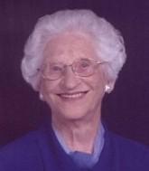 Hazel Mae Pressley Bloodworth