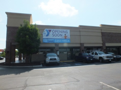 The Express YMCA will serve members health and wellness programs needs.