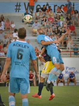 Photo courtesy- Wilmington Hammerheads FC