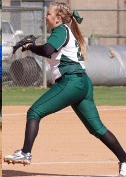 Madison Johnston. Photo courtesy- Mt. Olive Athletics