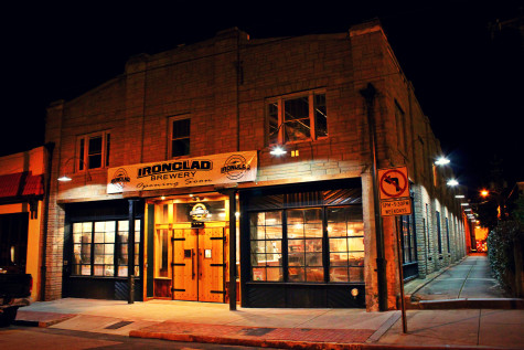 Restoration of the building that houses Iron Clad Brewing on Second Street was one of many preservation projects recently recognized by the Historic Wilmington Foundation and other area organizations. File photo.