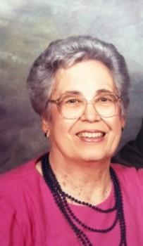 Elsie Mae McFadden Boone