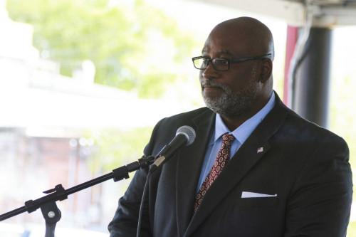 New Hanover County Commissioner Chairman  Jonathan Barfield Jr.  Photo Courtesy of New Hanover County