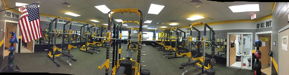 Topsails New Renovated Weight Room Photo Courtesy Friends Of Topsail Football
