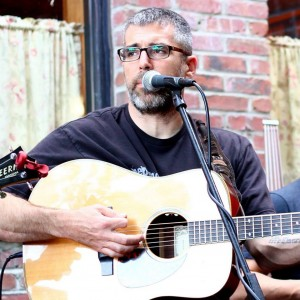 Local musician Eric Miller of L Shape Lot joined on as a Penguin host this year, further connecting the music to the community.