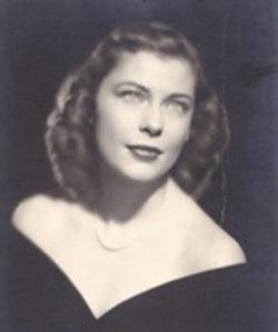 Barbara Mary Killoran Goodall