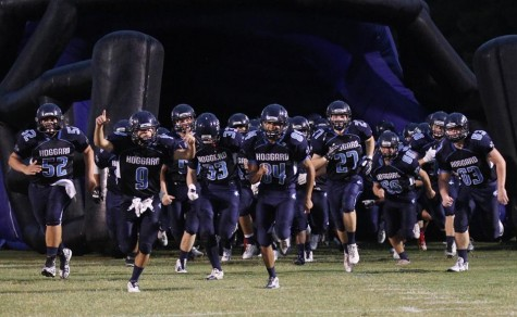 Hoggard looks to bounce back following a 12-7 setback on Friday. Photo courtesy- John Crouch