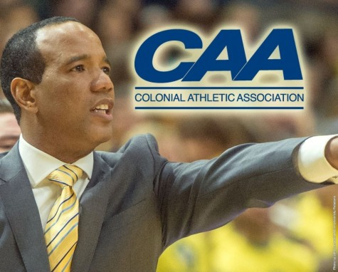 Kevin Keatts is gearing up for his second season as head coach. Photo courtesy- UNCW Sports