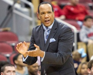 Kevin Keatts begins his second season as head coach at UNCW. Photo courtesy- UNCW sports