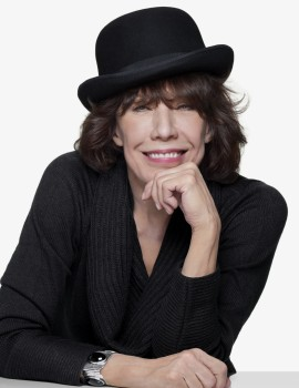 Actress and comedian Lily Tomlin is among this season's schedule.