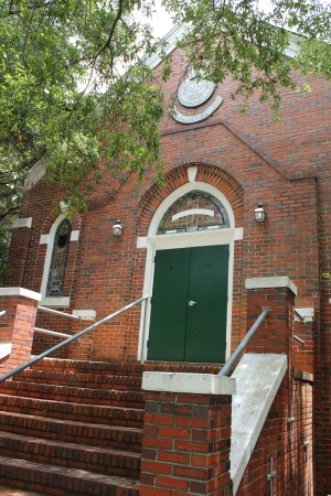 The Salvation Army's plan is to move its shelter and worship facility, now at a separate location on Second Street, to one campus that would also include a community center and green space.