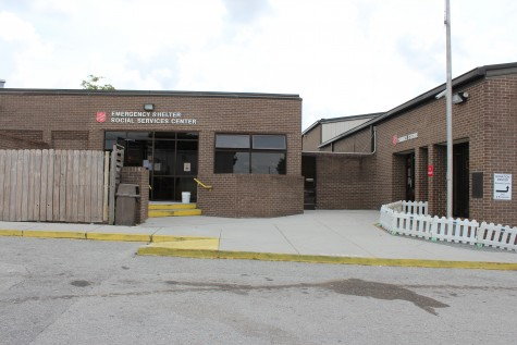 The Salvation Army hopes to sell its Third Street site in an effort to leave the burgeoning northern downtown area and expand elsewhere. Courtesy photos.