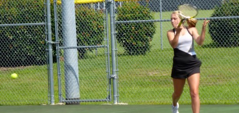 Topsail continued its early season success with a sweep on Tuesday. Photo courtesy- Matt Harris