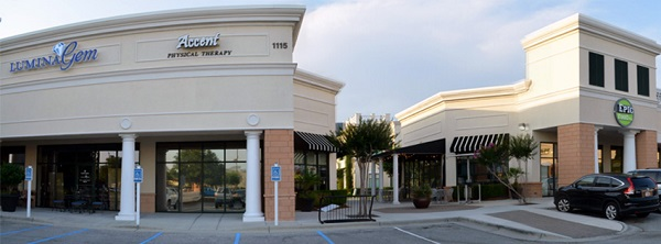 King Chiropractic is now located at the Forum shopping center. Photo contributed.