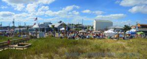 Island Day 2013 in Kure Beach. Photo courtesy of the Town of Kure Beach.