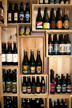 A wide selection beers will be available–by bottle and draft–during the celebration of art and beer. File photo.