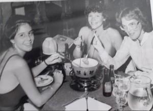 Dori, Pat and Pat's sister, Ivy. Photo courtesy of Chris Delair.