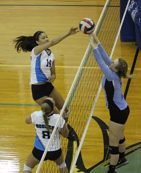 Hoggard continued its run through conference play on Thursday. Photo courtesy-Rodney Williams